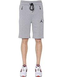 Nike Air Jordan Cotton Blend Sweat Shorts
