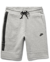 Nike Cotton Blend Tech Fleece Shorts