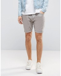 Brave Soul Cotton Twill Shorts
