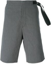 Jil Sander Belted Shorts