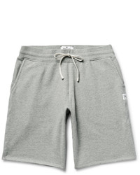 Reigning Champ Loopback Cotton Jersey Shorts