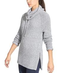 Athleta Borealis Cowl Neck Sweater