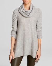 Women's Grey Cowl-neck Sweaters from Bloomingdale's   Women's Fashion