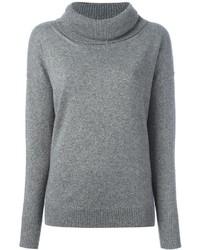 Cowl neck sweater medium 867182