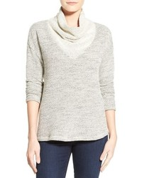 Sanctuary Dunaway Cowl Neck Pullover