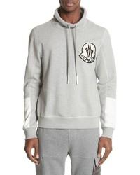 Moncler Maglia Cowl Neck Sweatshirt