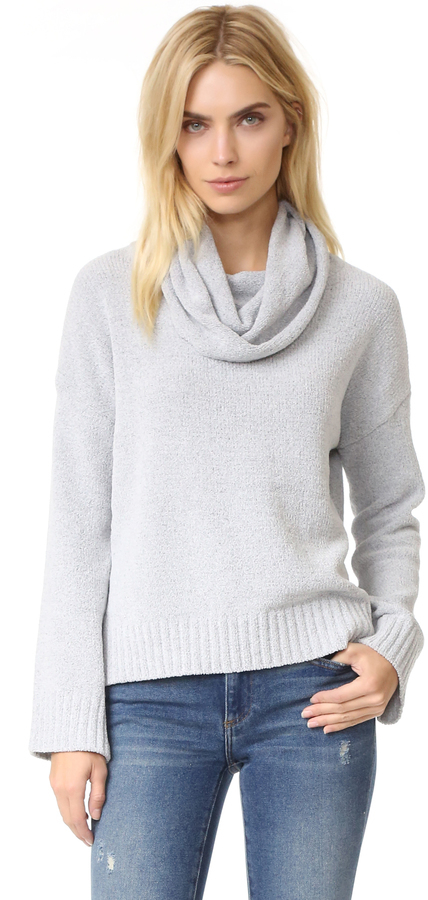BB Dakota Marcilly Cowl Neck Cropped Sweater | Where to buy & how ...