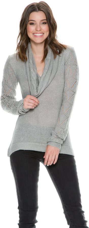 Tori Cowl Neck Sweater   Where to buy & how to wear