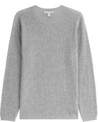 Burberry Brit Cashmere Cotton Pullover
