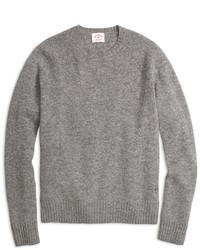 Brooks Brothers Shetland Wool Crewneck Sweater