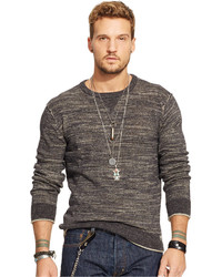 Denim & Supply Ralph Lauren Cotton Crewneck Sweater