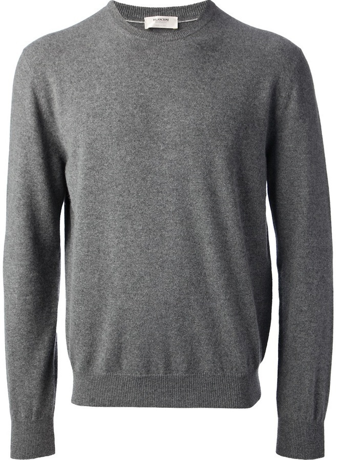 Bilancioni Crew Neck Sweater