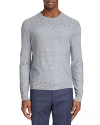 Canali Crewneck Cotton Sweater