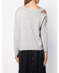 Vince Cutout Detail Jumper