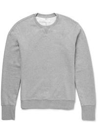 Orlebar Brown Dudley Loopback Cotton Jersey Sweatshirt