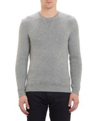 Exemplaire Seed Stitch Pullover Sweater