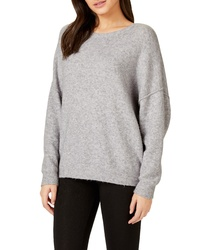 The White Company Exposed Seam Lounge Sweater