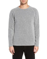 Wings + Horns Felted Wool Sweater