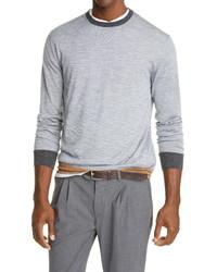 Eleventy Fine Gauge Merino Sweater