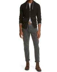 Brunello Cucinelli Fine Gauge Wool Cashmere Sweater