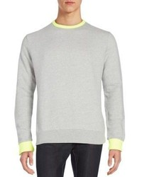 French Connection Contrast Trimmed Sweatshirt