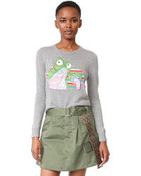 Marc Jacobs Frog Crew Neck Sweater