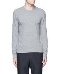 Theory Gallard S Marled Knit Sweater