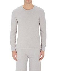 Goodlife Goodlife French Terry Sweatshirt Grey Size Xl