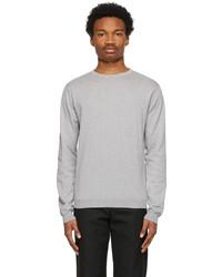 Doppiaa Grey Aalfeo Sweater