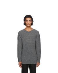 A.P.C. Grey Diego Sweater