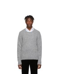 Tiger of Sweden Grey Merino Tegel Sweater