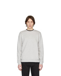 Norse Projects Grey Vagn Classic Crewneck Sweater