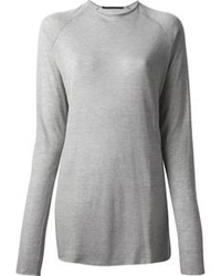 Haider Ackermann Raglan Sleeve Top