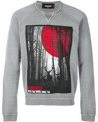 DSQUARED2 Into The Woods Sweater