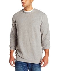 Izod Big Tall Long Sleeve Fleece Sweatshirt