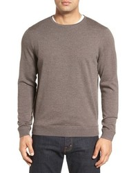 John W Nordstrom Wool Crewneck Sweater