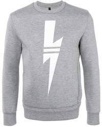 Lightning bolt sweatshirt medium 4345000