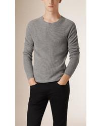 Burberry Lightweight Cashmere Cotton Sweater