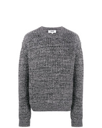 MSGM Long Sleeve Knitted Sweater