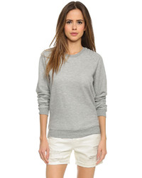 Loose fit raglan sweater medium 302611