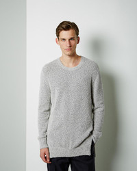 Maison Margiela Line 10 Fuzzy Knit Pullover