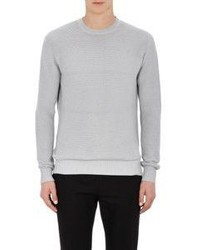Marc By Marc Jacobs Chase Sweater Grey Size Na