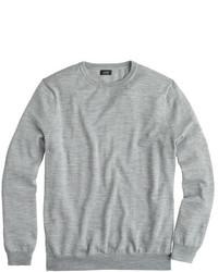 7c9c4e2e7 Men s Grey Crew-neck Sweaters from J.Crew