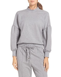 kate spade new york Moc Neck Pullover
