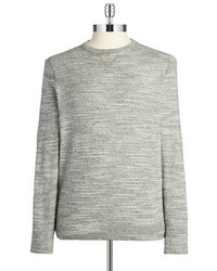 Hudson North Crewneck Slub Sweater