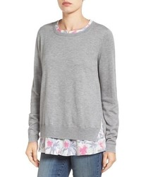 NYDJ Layered Look Sweater