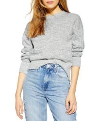 Topshop Ottoman Stitch Sweater