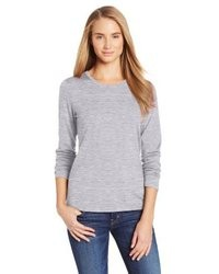 Pendleton Ultrafine Merino Jewel Neck Pullover