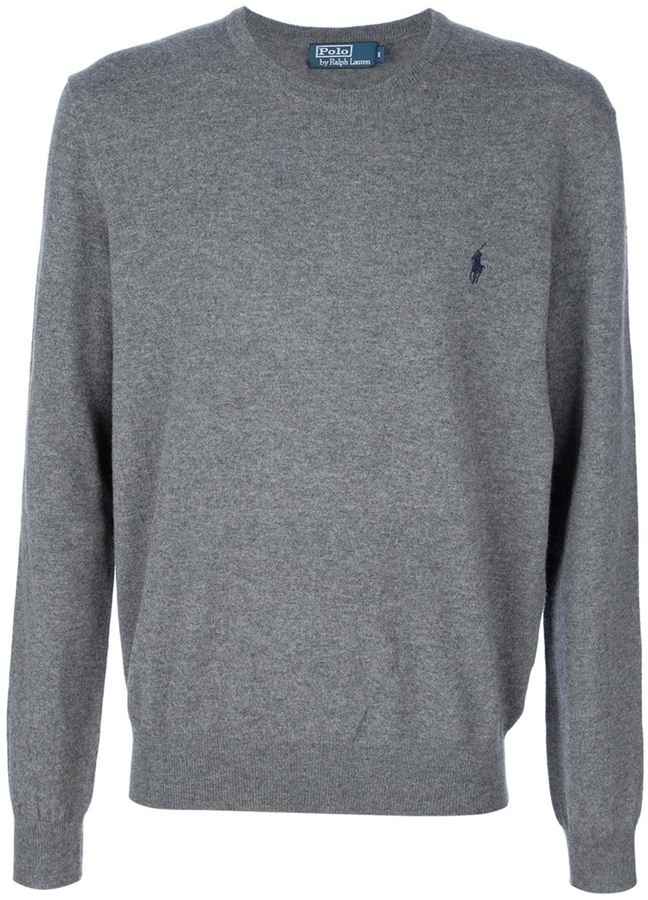 Ralph Lauren Blue Label Crew Neck Sweater