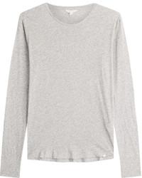 Orlebar Brown Round Neck Longsleeve T Shirt